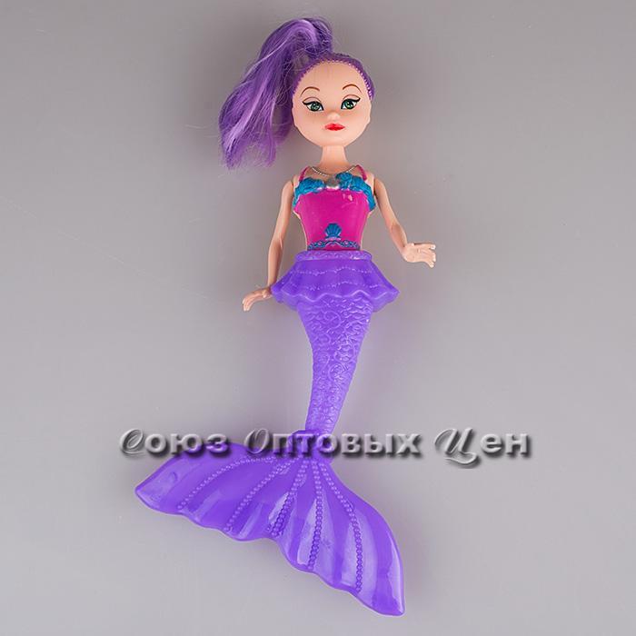 игрушка русалка пластм 143791 светится №159