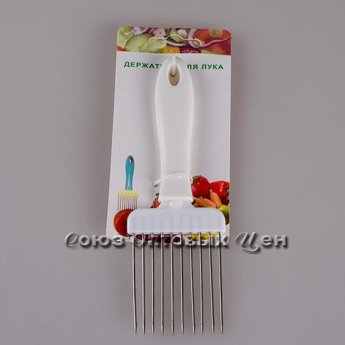 держатель для лука с ручкой метал/пласт BBQ 6493