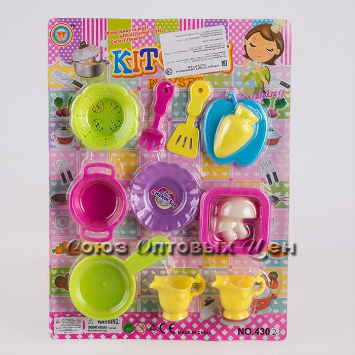игрушка посуда в наборе 0803 на листе №80