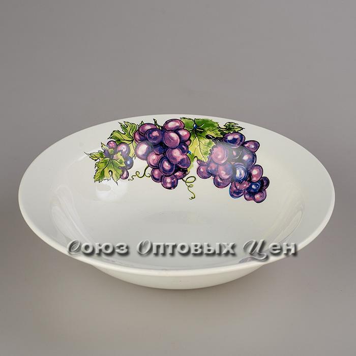 миска 200 гр8 Виноград по 18 шт.