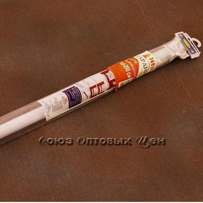 гардина в ванну 140-260 см DOMINA белая
