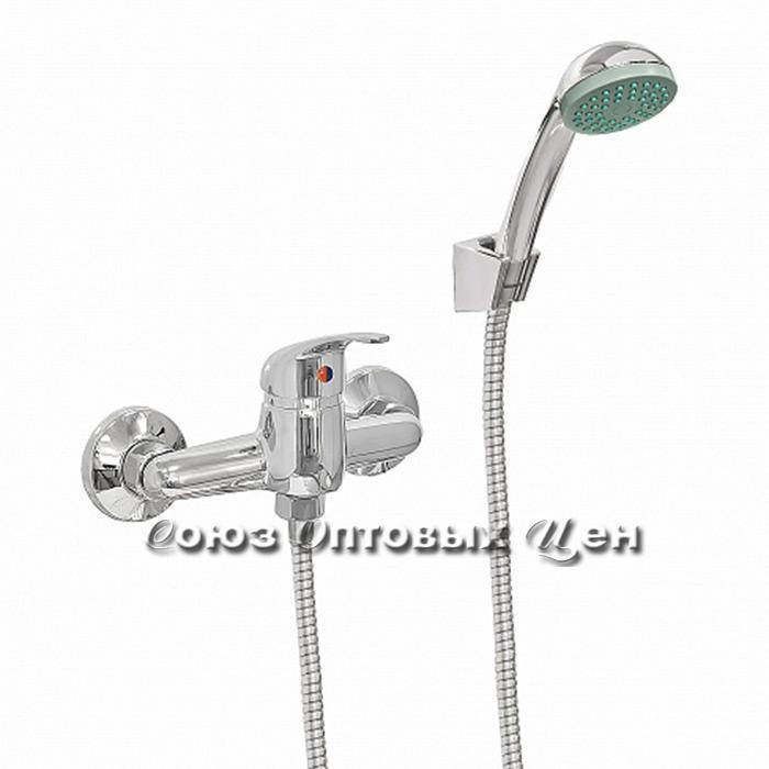 смеситель Zerich душ. кабина  993-104 шар. 40 мм