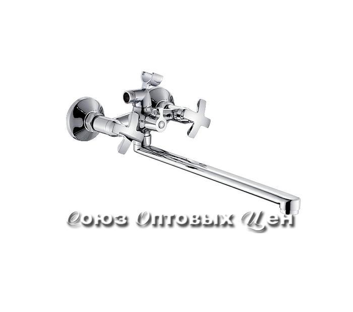 смеситель POTATO ванна 1/2 кер. пл. гусак P23304 №161