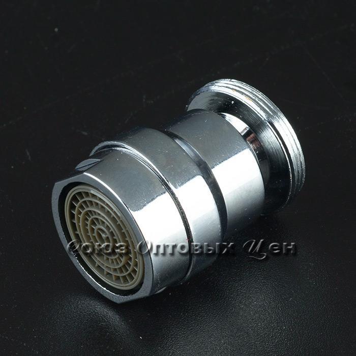 аэратор шарнирный метал. нар. резьба (плоский излив)