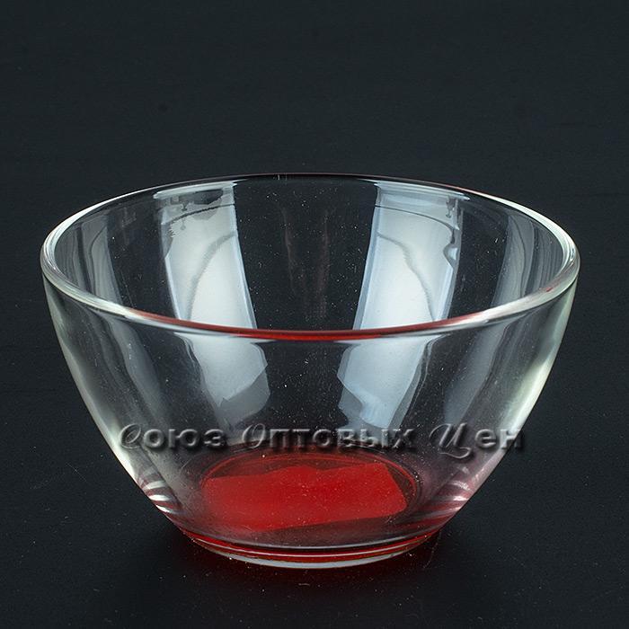 Салатник малый арт.322/1-Н (Микс) Напыление цветными лаками