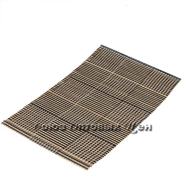 салфетка бамбук 30*45 цвет клетка 09-4