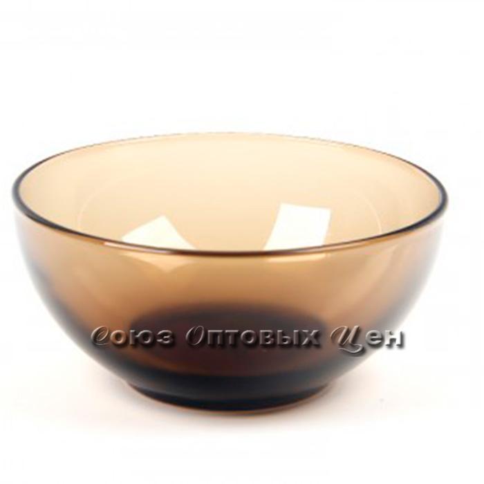 салатник стекло дым 20см BASILICO  62065-01