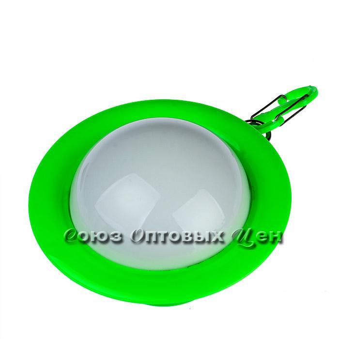 светильник подвесной светодиод  на батарейке пластм FA-021