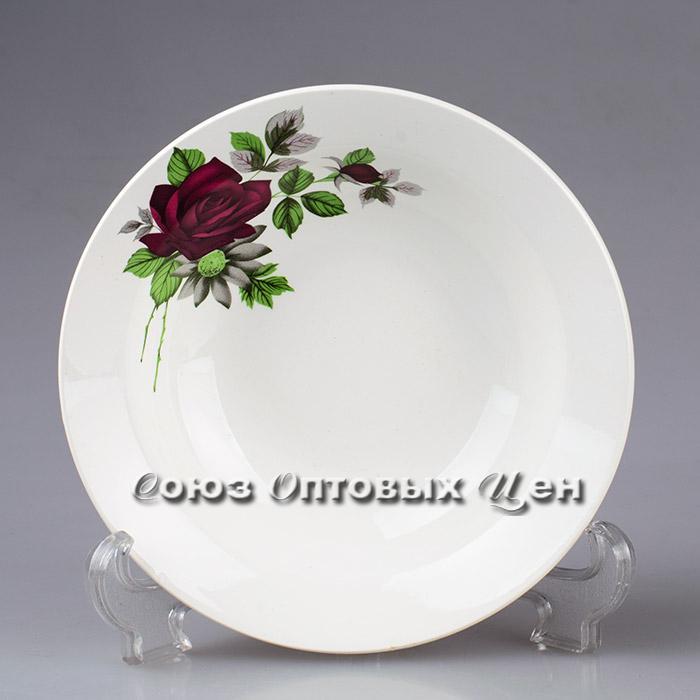 миска мал гр8 Черная роза уп/26шт. 0159