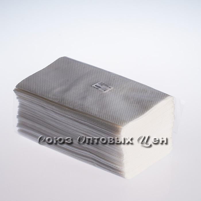 полотенце бум V сложения 200 лист бел 1сл 1/20шт