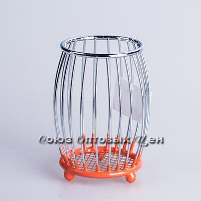 Подставка метал д/столовых приборов №10