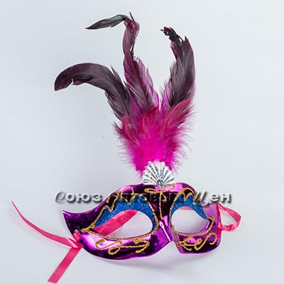 маска карнавальная пласт PL-3055 №6