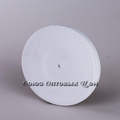 резинка бельевая 2,5см*40м белая S-2,5