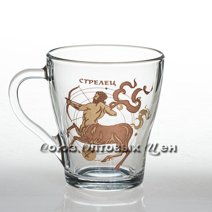 кружка чайная Грация 13с1649 Гороскоп 250мл уп/20