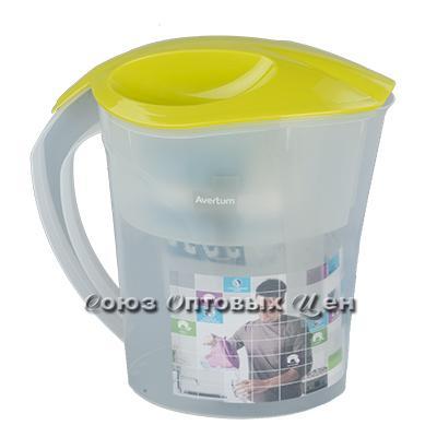 """Фильтр кувшин для очистки воды """"Сильвер"""" 4.2л Аметист"""