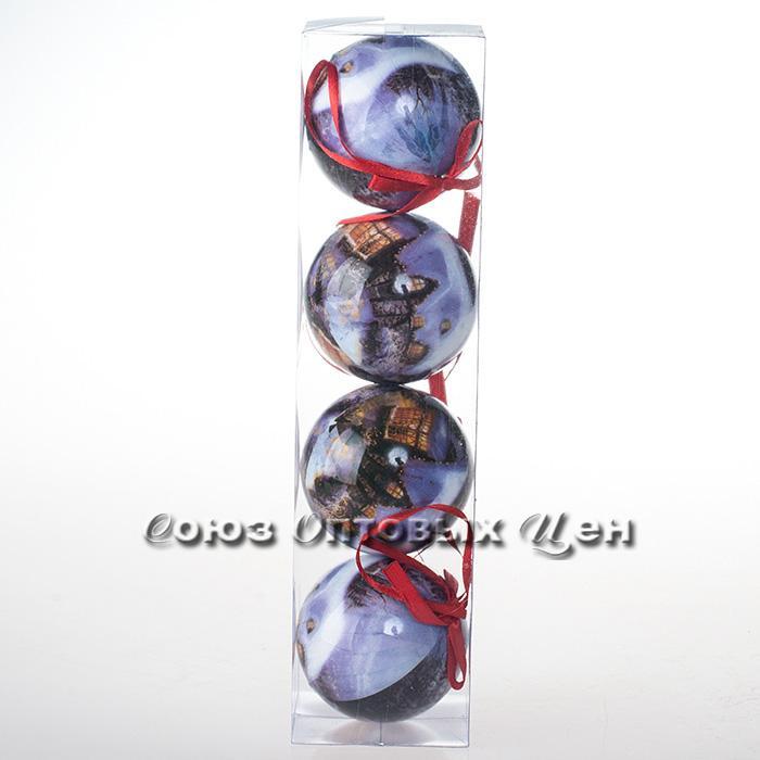 украшение новогоднее на елку 7см A-603 №122