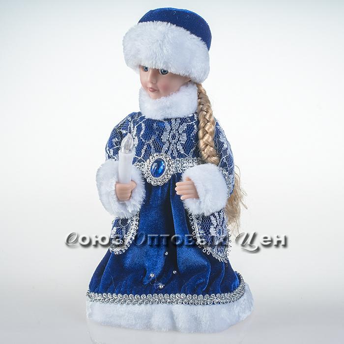 снегурочка 40см (поет на русском, танцует) ST14603 л-30