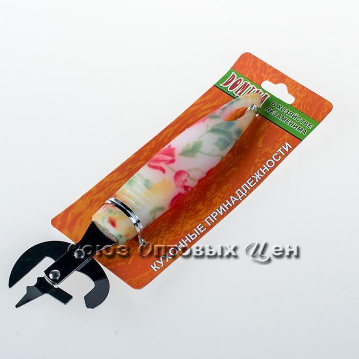открывашка  пластм цветная ручка M-K37 уп24шт