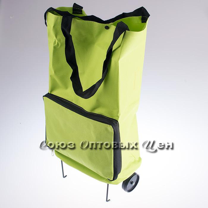 сумка  ткань с колёсиками 49*25*16 35114-71