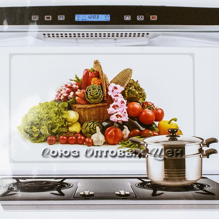 экран защитный в кухню за плиту фольга 75*45 уп/30