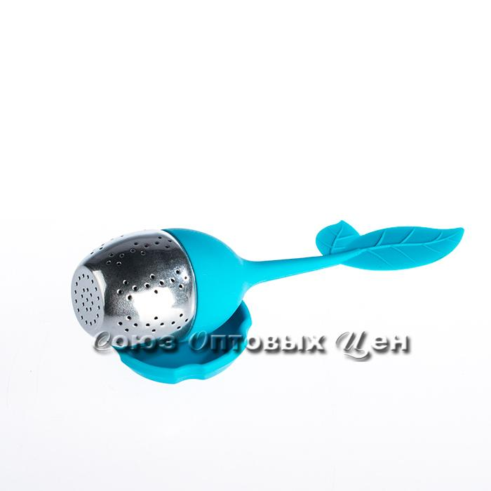 сито для чая силикон/метал AEX-STSA02A уп 75шт