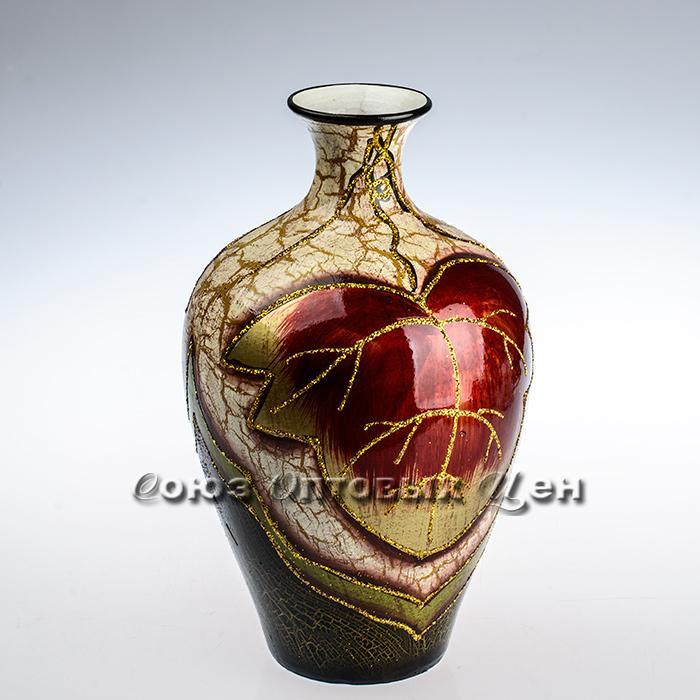 ваза керам 27см 1624