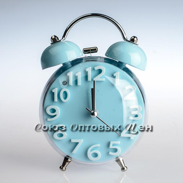 часы будильник настольный DS8836 9*9 см