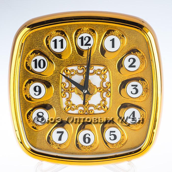 часы настенные пласт21*21см 88680