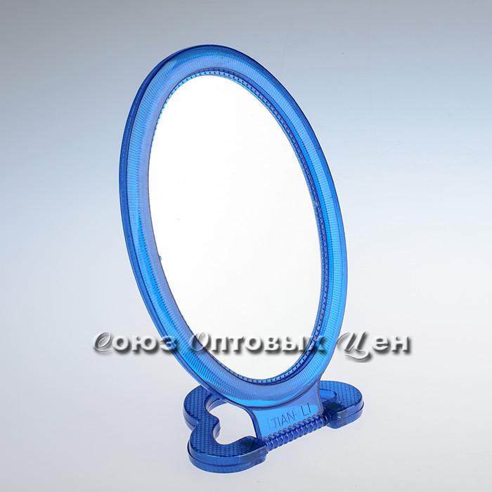 зеркало настольное овал 13,5*18см
