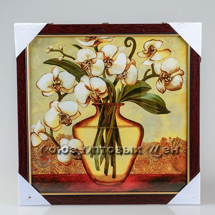 картина в рамке пластм 31*31 А-001