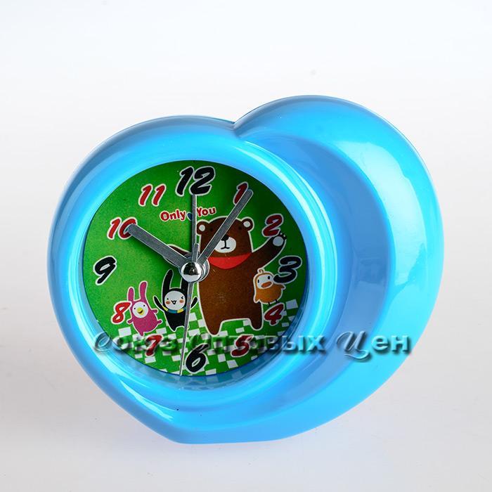 часы будильник QR99008 10*9см