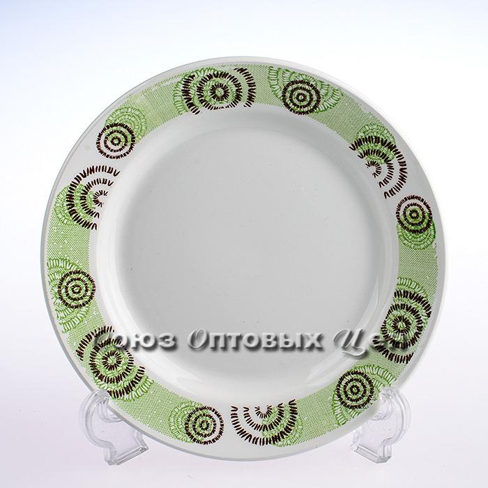тарелка 200 мел гр.7 Африка  056 уп/26 шт.