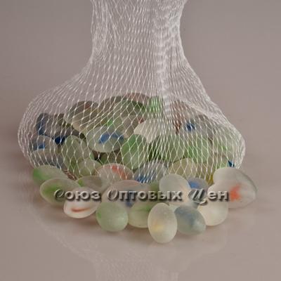 камни декор цветные стекло 7-82А уп/250г.