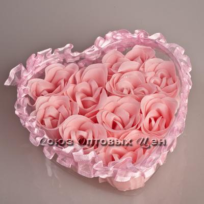 "мыло ""Лепестки роз"" (уп 6шт) М7"