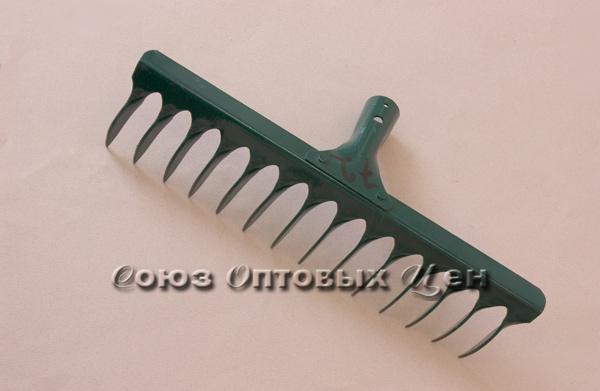 грабли метал 10-ти зубые витые (уп/10шт)