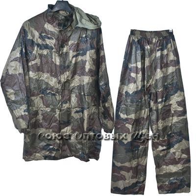 дождевик прочный военный PVC (штаны, куртка) МХ-3