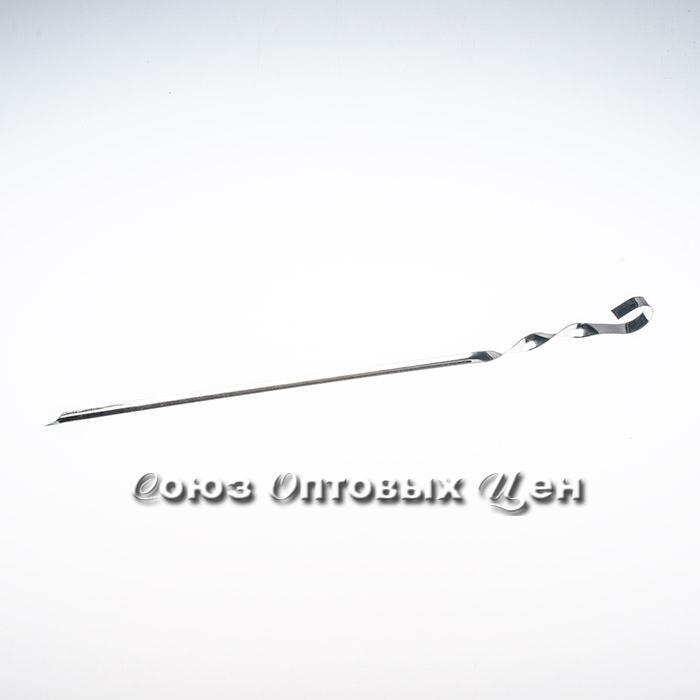 Шампур уголок 400х10х0,5мм уп/100
