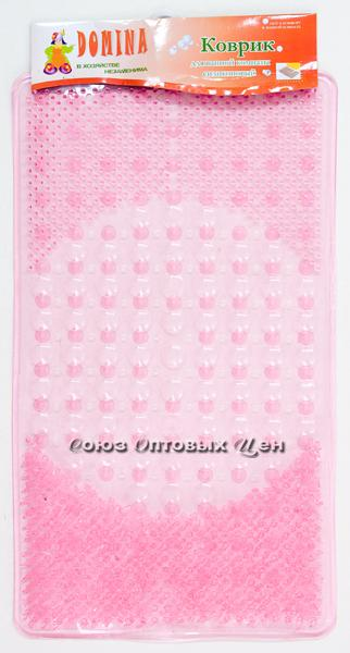 коврик в ванную силикон DOMINA 66*39 см КС-4