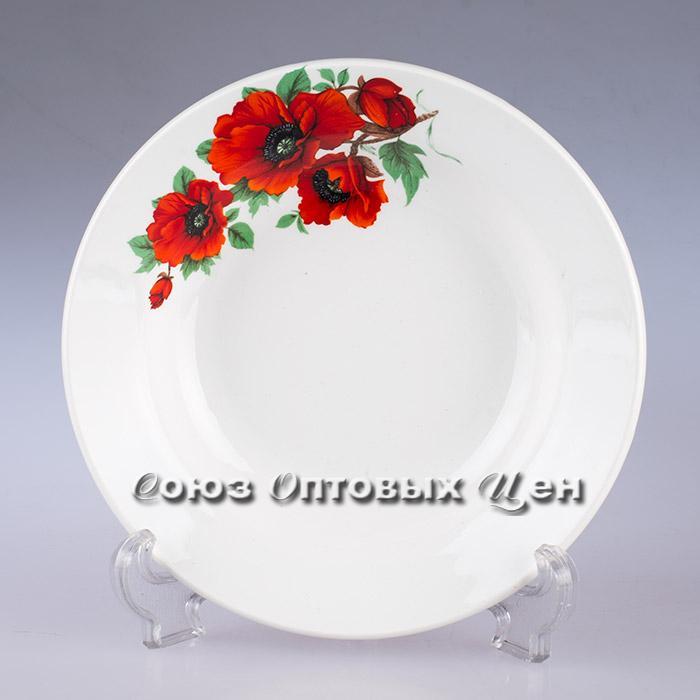 тарелка 200 гл гр8 Мак 055 уп/24