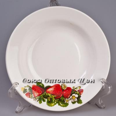 миска 200 гр8 Клубника новая 063 (уп/20)
