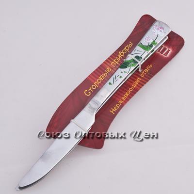 нож столовый нерж 299-4 (уп/3шт) Domina