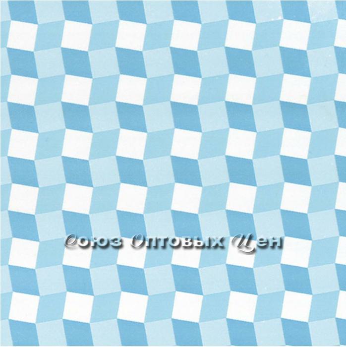 экран п/ванну Орио 1,5м даймондс голубой ЭВ15-04